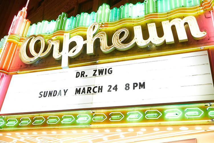 Dr. Zwig Live Photos